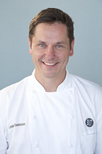 Johan Svensson/Chef de Cuisine